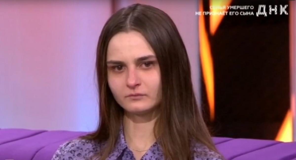 Год назад Дарья Гома приняла участие в съёмках программы «ДНК» на НТВ, добиваясь признания её сына наследником умершего сожителя
