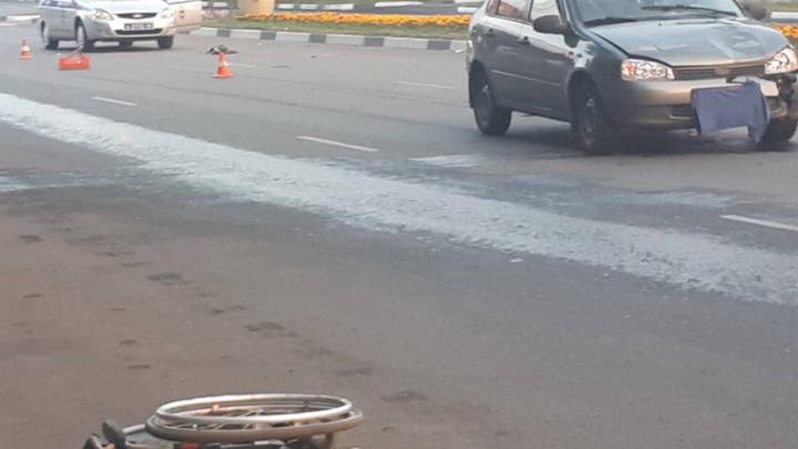 В Самаре на Мяги водитель насмерть сбил инвалида-колясочника