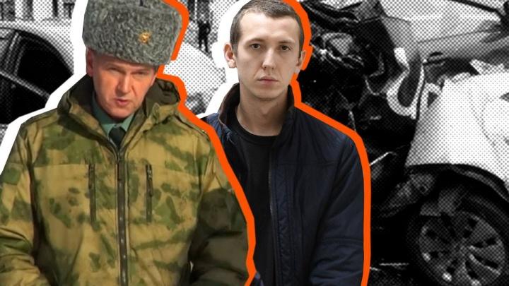 «Я поступил бы так же»: журналист — об отце-росгвардейце, подменившем анализы Владимира Васильева