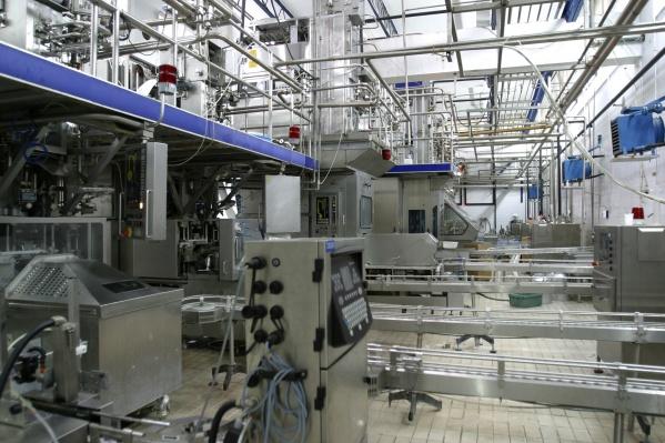 Новое пищевое производство планируют построить в течение двух лет
