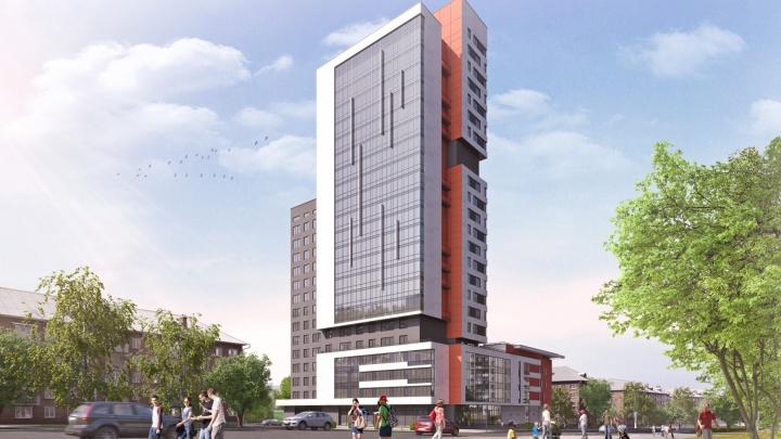 Дом с графитовыми фасадами: на Гурзуфской появится новая дизайнерская новостройка