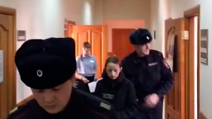 Обвиняемую в покушении на собственного ребенка уфимку взяли под арест