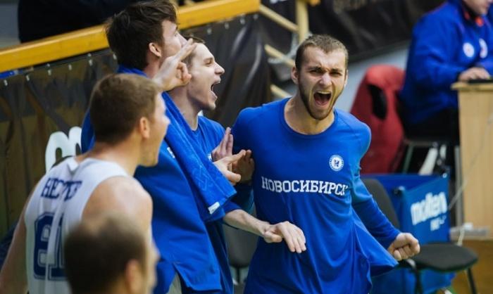 БК «Новосибирск» находится на восьмой строчке Суперлиги