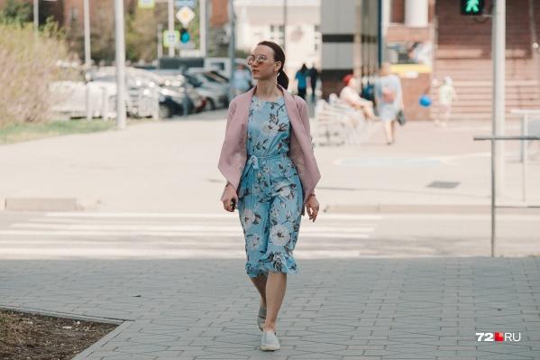 Возможно, новая неделя — это последний шанс прогуляться по городу в летней лёгкой одежде