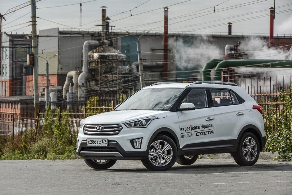 Hyundai Creta дебютировала осенью 2016 года и с первого же месяца обогнала лидера сегмента — Renault Duster