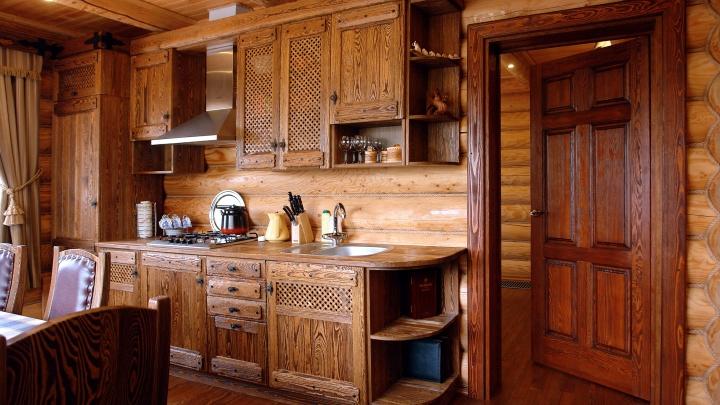 50 оттенков дерева: где в Перми заказать двери и мебель в экостиле