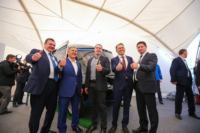 «МегаФон» развернул пилотную зону 5G для автономных электробусов КАМАЗ
