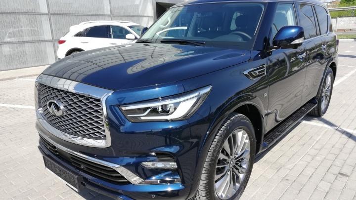 Авто с интеллектом: в Екатеринбург скоро прибудут новые премиальные внедорожники