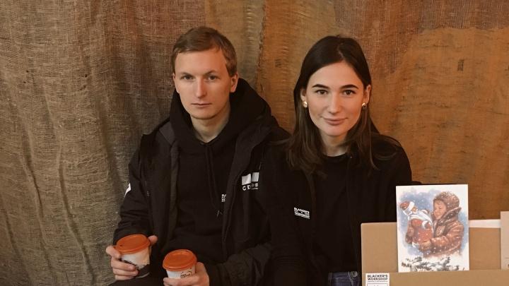 Начинали с «франкенштейнов»: как пара из Архангельска превратила создание скетчбуков в своё дело