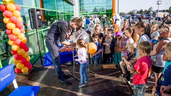 В Ярославле прошел школьный праздник: как это было