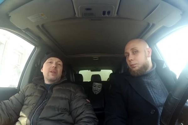 Блогеры с канала «Новосибирский»рассказали очередную историю об эвакуации автомобиля на скандальную штрафстоянку ГАПП-9