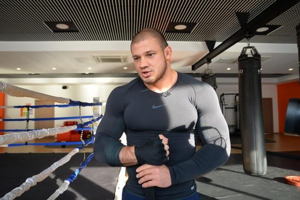 У Ивана Штыркова пока ни одного поражения в поединках