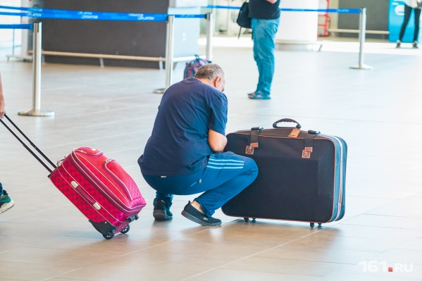 За полгода в Платове 948 раз теряли багаж