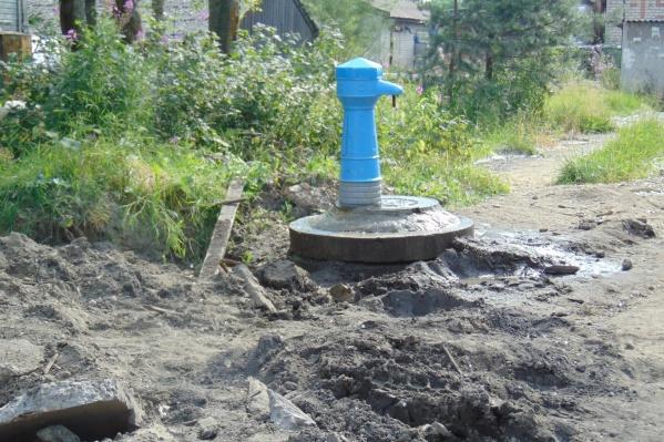 Жители не успели сделать запасы воды — слишком внезапно все произошло