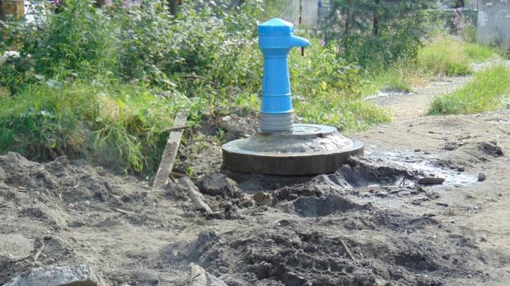 Прорвало: в праздник жители Турдеевска остались без воды