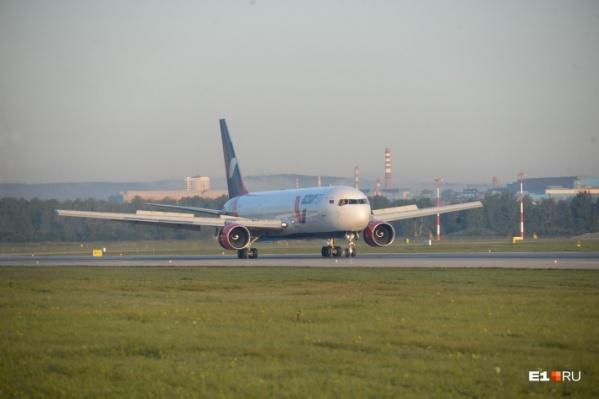 Рекомендации российским авиакомпаниям выданы после авиакатастрофы в Иране