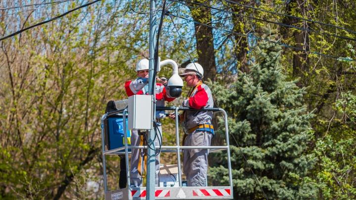 Тысячи ростовских домов до конца недели останутся без электричества