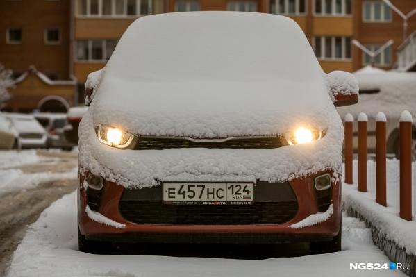 Треть красноярских семей могут купить себе машину ценой до 500 тысяч рублей
