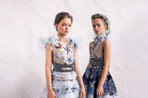 Алиса Самсонова (справа)&nbsp;— одна из самых популярных&nbsp;во всем мире красноярских моделей<br>