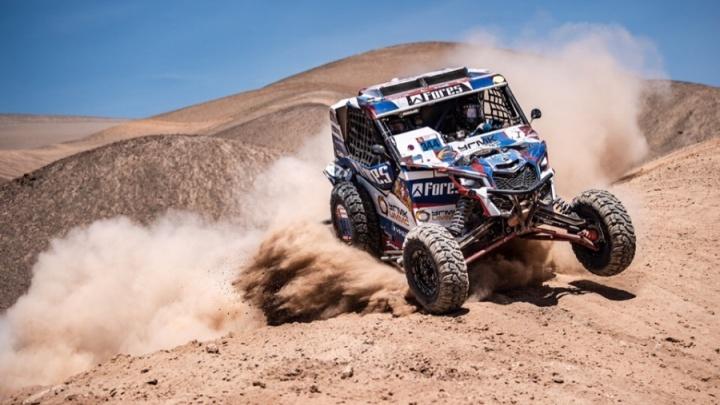 Ещё ничего не потеряно: Сергей Карякин вернулся к гонке после аварии на «Дакаре»