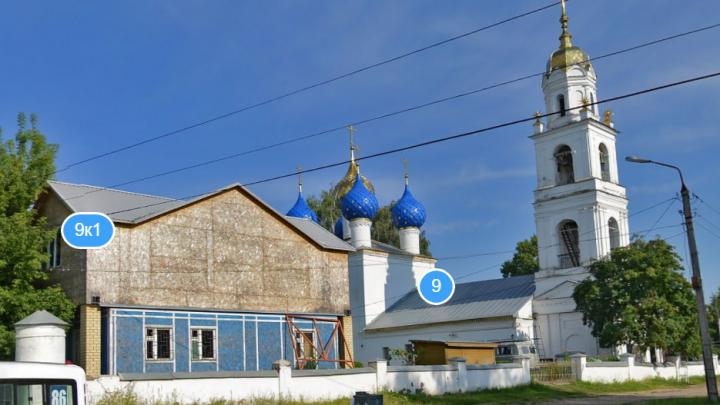 Блогер Илья Варламов сравнил ярославский храм с придорожным кафе