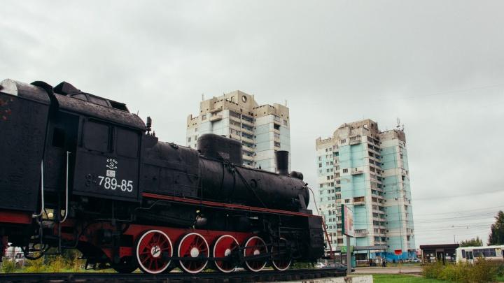 Дорогие мои москвичи: прогулка по Старой Московке от туберкулёзного диспансера до железной дороги
