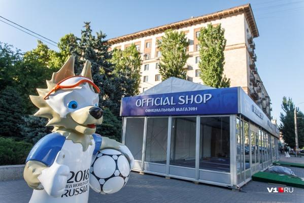 Выделенные страной деньги клуб потратил на обеспечение безопасности тренировочных площадок на ЧМ-2018 в Волгограде