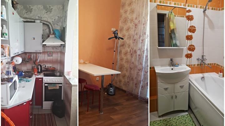Маленькая квартплата, тесно даже двоим: истории тюменцев, поселившихся в крошечных квартирах-студиях
