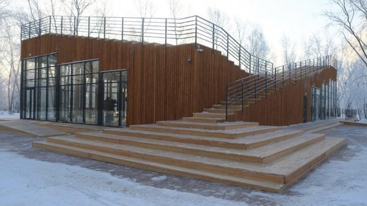 Ресторатор Ващенко взял в аренду под новое заведение павильон визит-центра на Татышеве