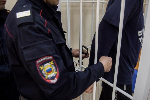 21-летнего Евгения Ряполова осудили на 4 года за хранение под ванной взрывчатых веществ и взрывных устройств