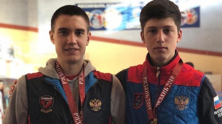 «Их свел в финале случай»: двое волгоградских тхэквондистов стали лидерамиКубка Рязанского Кремля
