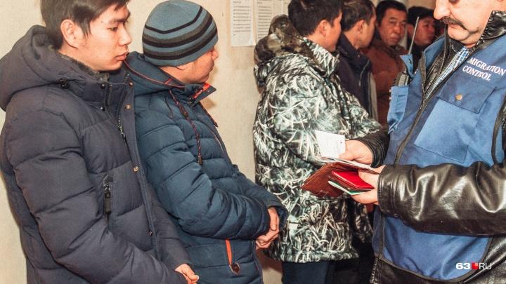 В Самарской области увеличат налоги для трудовых мигрантов