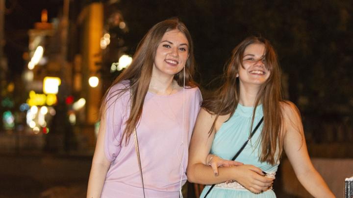 В день выпускного в центре Ростова перекроют улицу