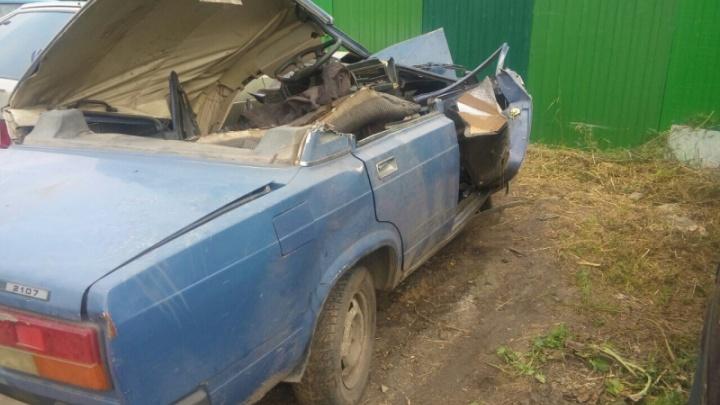 В аварии с пятью жертвами в Челябинской области разбились жених и невеста