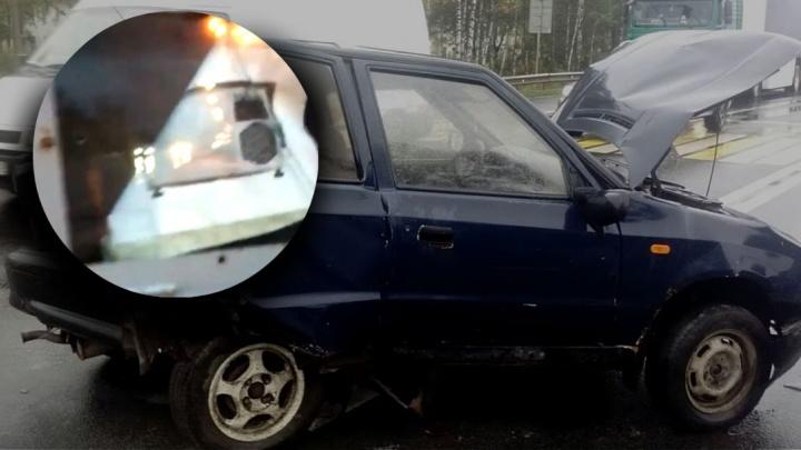 В Ярославской области на смертельном переходе обнаружили муляж вместо видеокамер