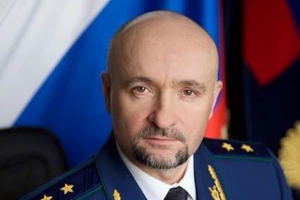 Михаил Савчин возглавлял краевую прокуратуру с 2012 года