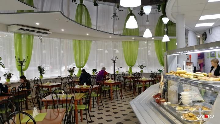 Где быстро и недорого пообедать в Перми: обзор кафе и столовых. Компрос
