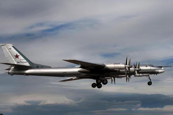 Ту-95 МС — единственный в мире серийный бомбардировщик и ракетоносец с турбовинтовыми двигателями