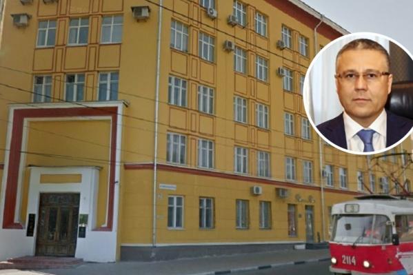 Айвар Кинжабаев возглавлял ведомство с 2005 года
