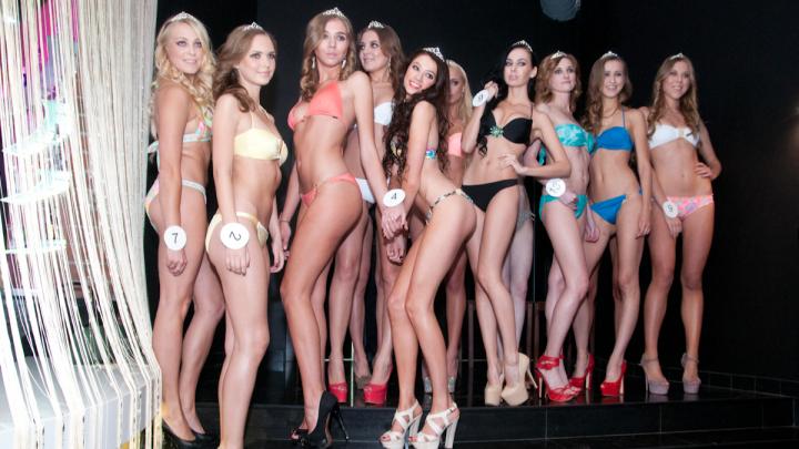 В Екатеринбурге выбрали самую красивую и сексуальную девушку «острова свободы» (18+)