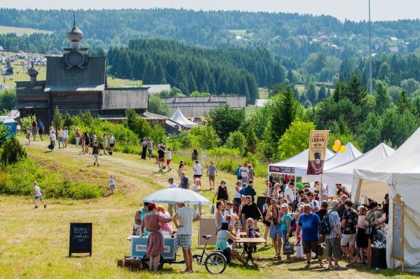 «Seasons в Хохловке» состоится в первый раз, но летние фестивали на территории музея традиционно собирают множество гостей