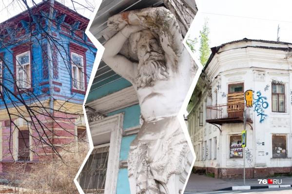 Небольшая экскурсия по достопримечательностям Ярославля
