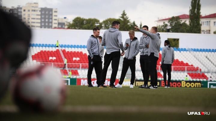 Штраф команде и пустота в нападении: матч с «Тамбовом» как олицетворение провала сезона для «Уфы»