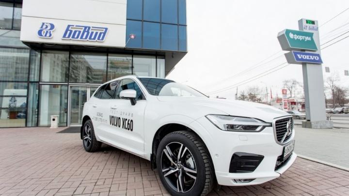 Впервые Челябинск примет массовый тест-драйв самых безопасных автомобилей