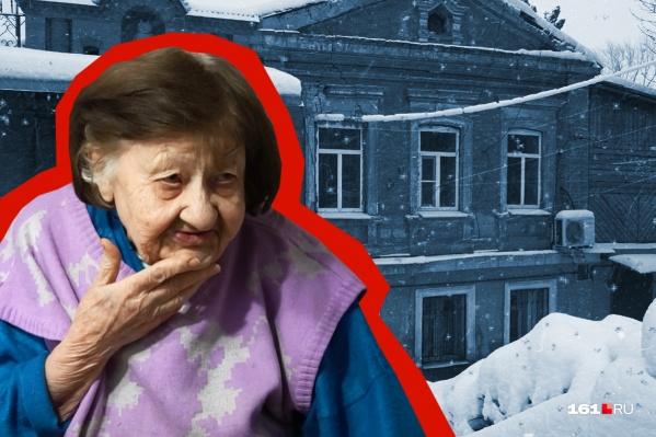 Изабелла Борисова живет в условиях, которые даже местная администрация признала неблагополучными
