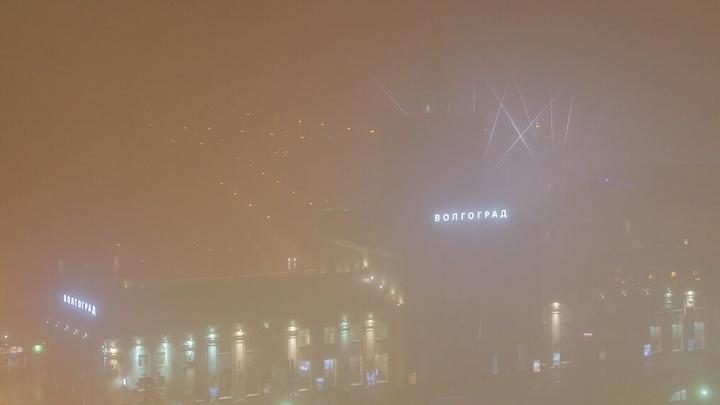 «Об обгонах лучше забыть»: трассы Волгоградской области скроются в густом облаке тумана