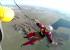 Последний прыжок парашютиста, который погиб в Логиново, попал на видео