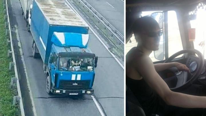 Новосибирского бизнесмена оштрафовали за донос об угоне грузовика