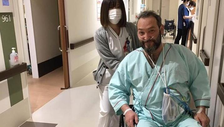«Я возвращаюсь с того света»: известный музыкальный критик из Екатеринбурга попал в больницу в Токио