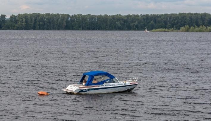 В Самарской области в Волге обнаружили тело молодого мужчины